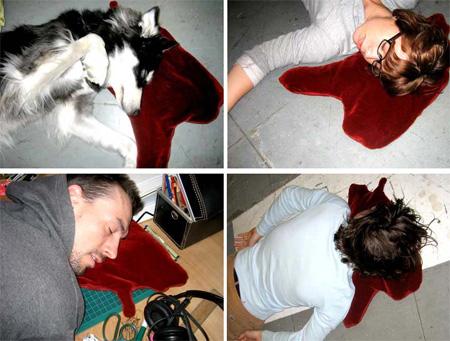 Blood Pillow