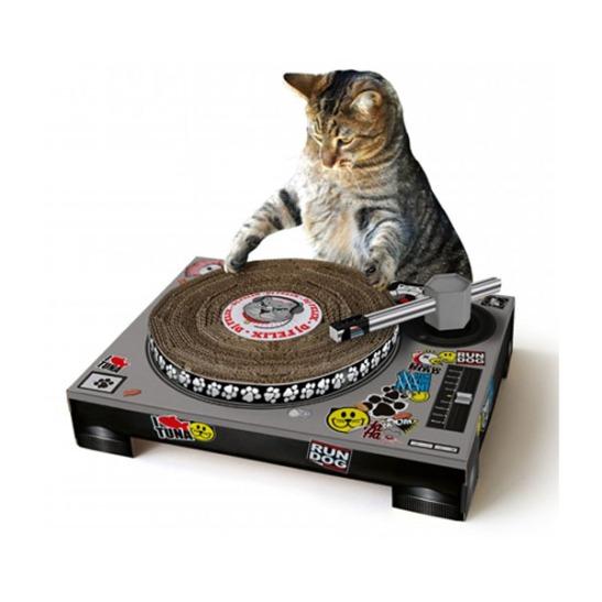 Cat Deck Dj
