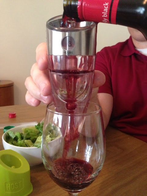 HOST Adjustable Wine Aerator