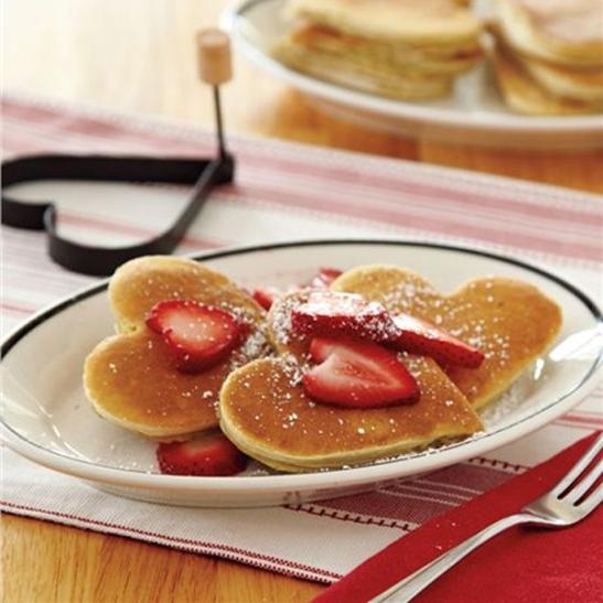 Heart Mold Pancake Egg Ring