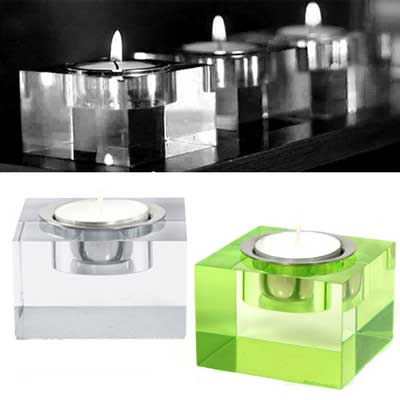 Cube Tea Light