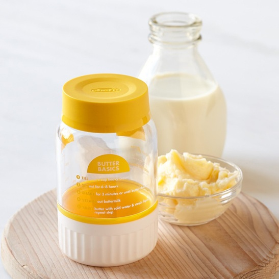 Buttercup Homemade Butter Maker
