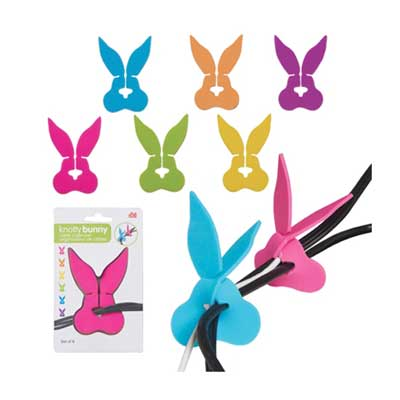 Knotty Bunny Cable Organizer