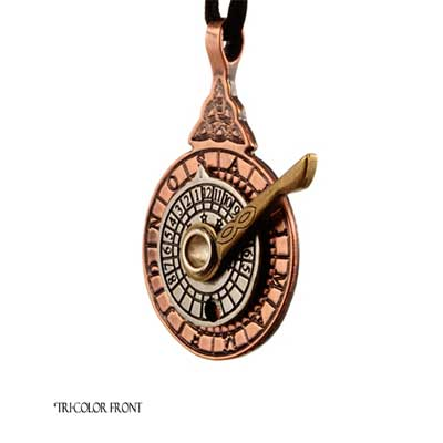 Nocturnal Dials Sundial Necklace