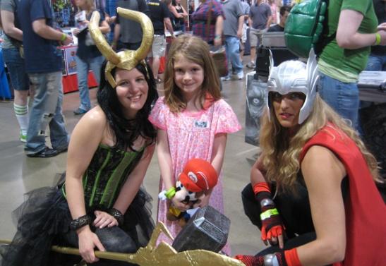 Comic Con Kid