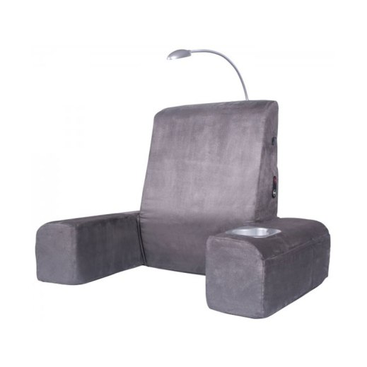 Reading Light and Back Support Comfort Seat