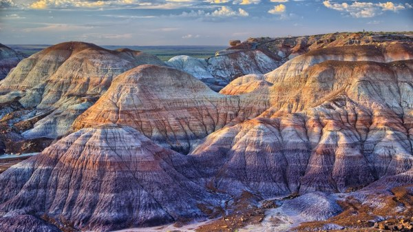 Petrified Forest Arizona Underrated National Parks USA
