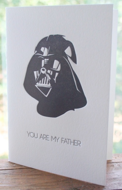You are my father