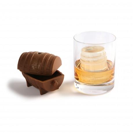 Whiskey Barrel Ice Mold