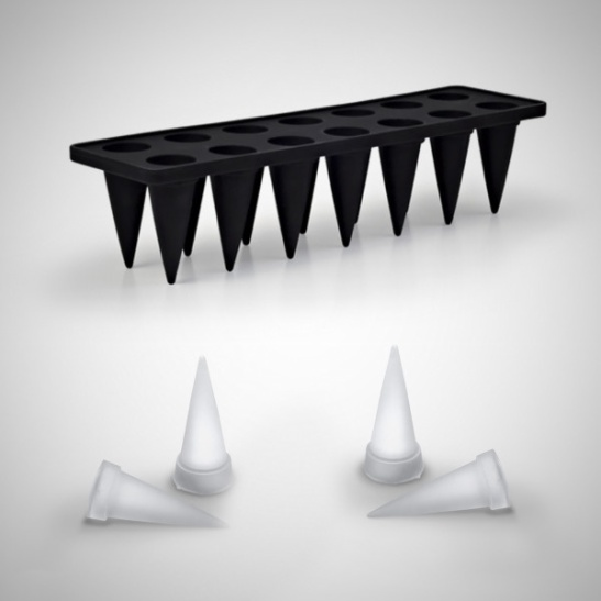 Spiked! Ice Tray