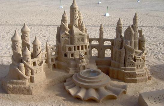 tri-Sand Castle