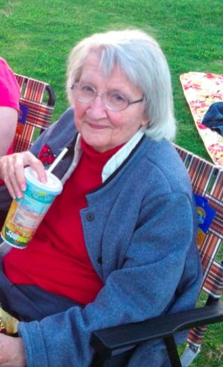 V.Duncan's grandma!