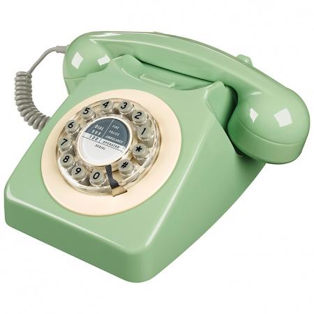 746 Petrol Phone Mint Green