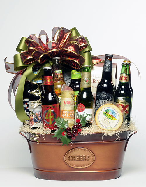 Christmas Cheers and Craft Beers: Gifts for Beer Lovers | Fun ...