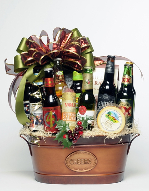 Holiday-Beer-Basket