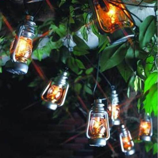 LED Lantern String Lights