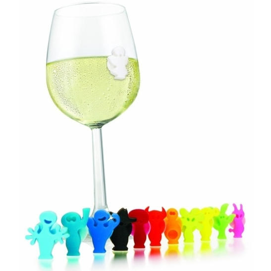 Party People Glass Markers