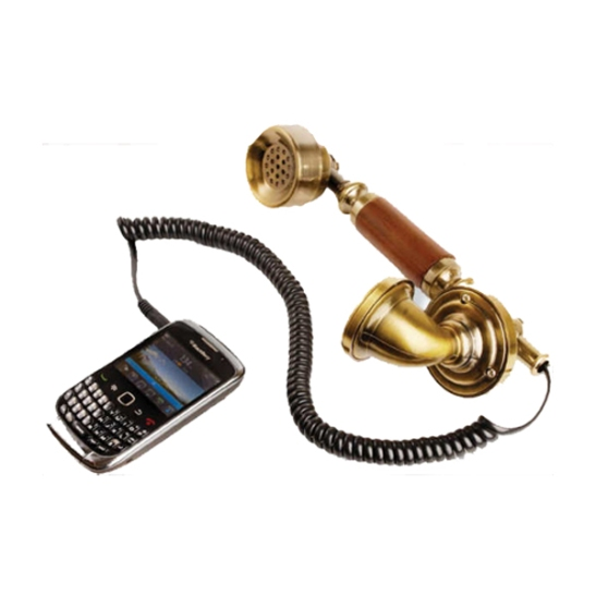 Retro Cell Phone Handset