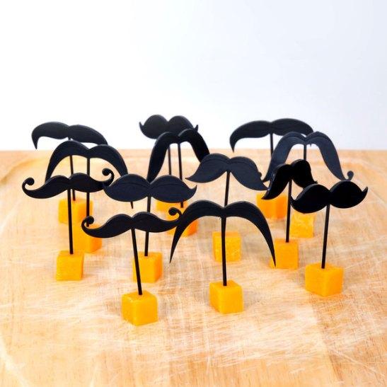 Lip Service Mustache Picks