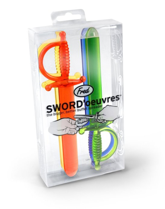 Sword Party Spreader Picks