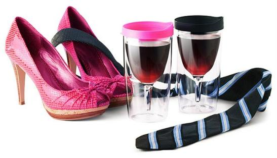 Vino2Go Wine Tumbler