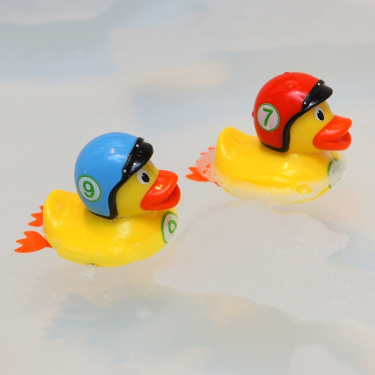 Racing Ducks