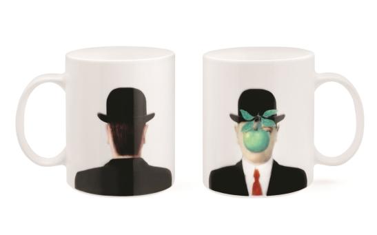 Magritte Son of a Man Mug