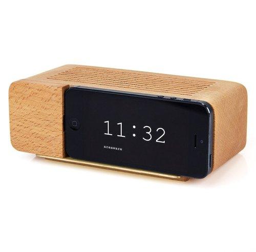 areaware i5 alarm dock