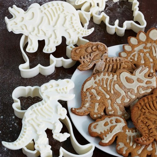 Fred Dig Ins Cookie Cutters