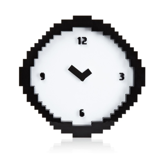 Pixel Wall Clock