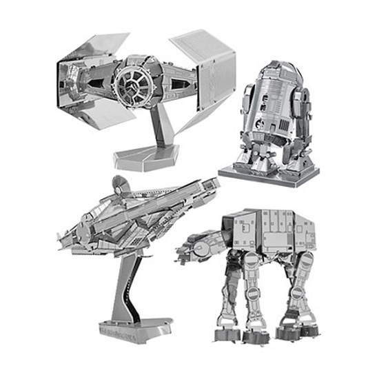 Star Wars Metal Earth Toy