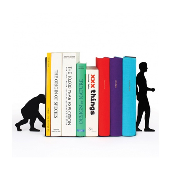 Evolution bookeknds