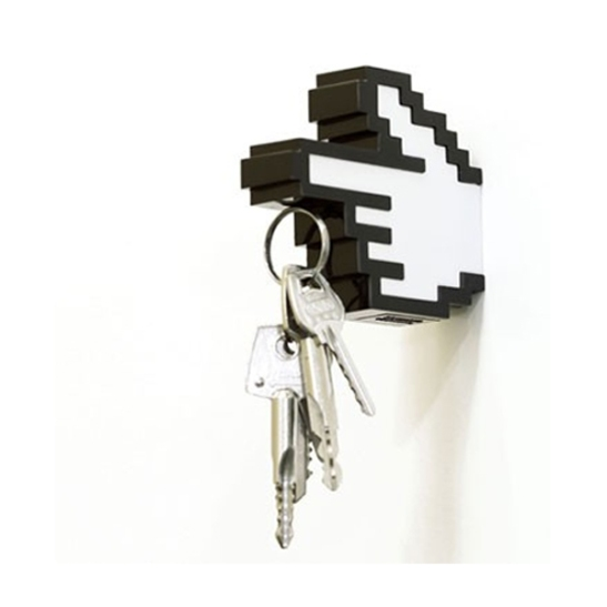 Meninos 8-Bit Key Holder