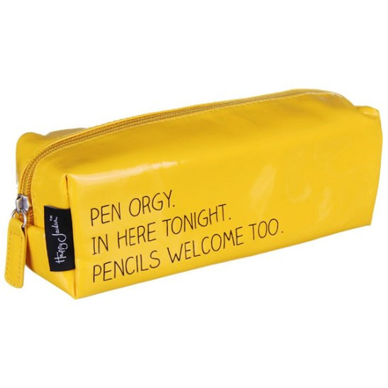 Happy Jackson Orgy Pencil Case