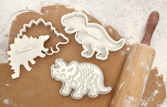 Fossil Dig Ins Cookie Cutters