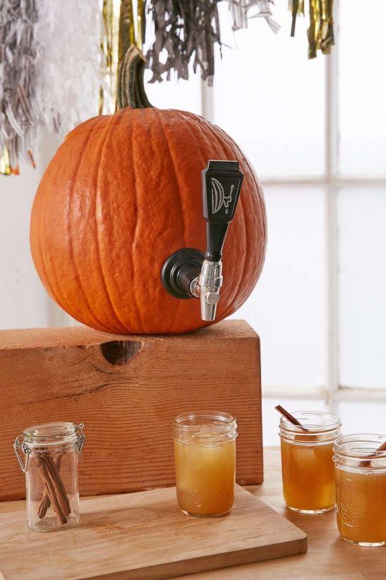 Pumpkin Keg Tapping Kit
