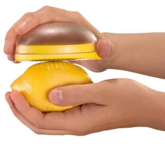 Thanksgiving Recipes - Hand Held Lemon Zester