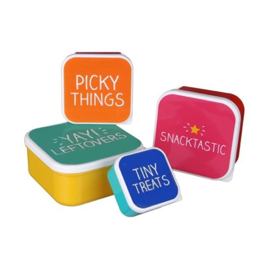 Happy Jackson Snack Boxes