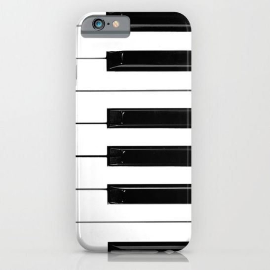 PIANO DAY phone case