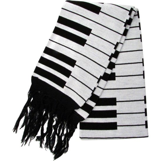 PIANO DAY Scarf