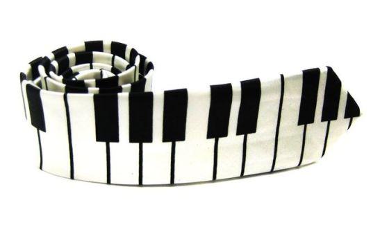PIANO DAY tie