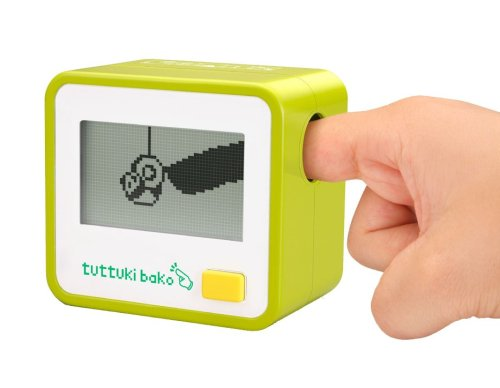 Bandai Tuttuki Bako Virtual Finger Game