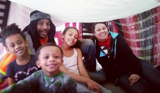 family fort