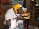 HamburgerHelmet