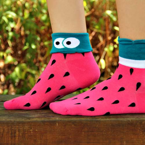 watermelon-print-googly-eye-flip-short-cotton-socks-for-women-dotoly-cute-1_1024x1024