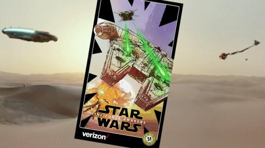 VR starwars game