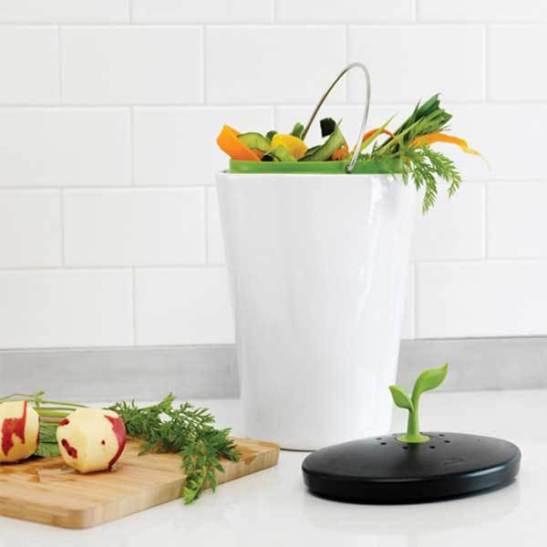 ecoCrock Compost bin