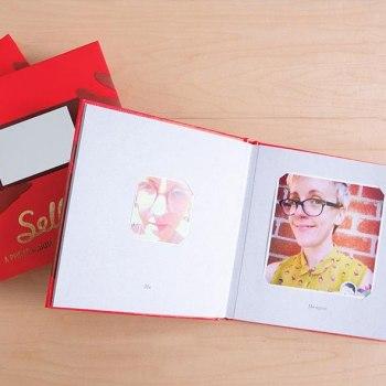 selfies book gifts
