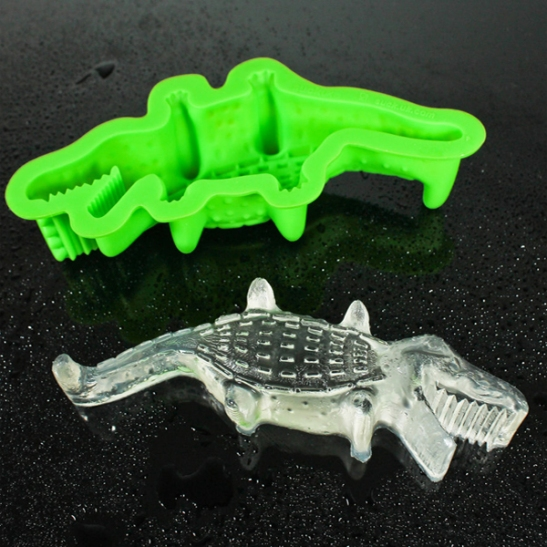 3D Crocodile Ice Tray