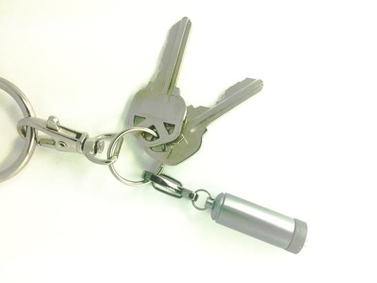 Mini Keychain LED Flashlight